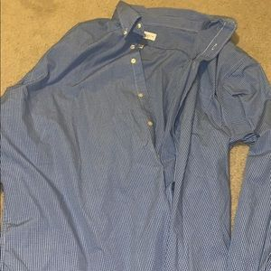 Men's Button Down Dress shirt